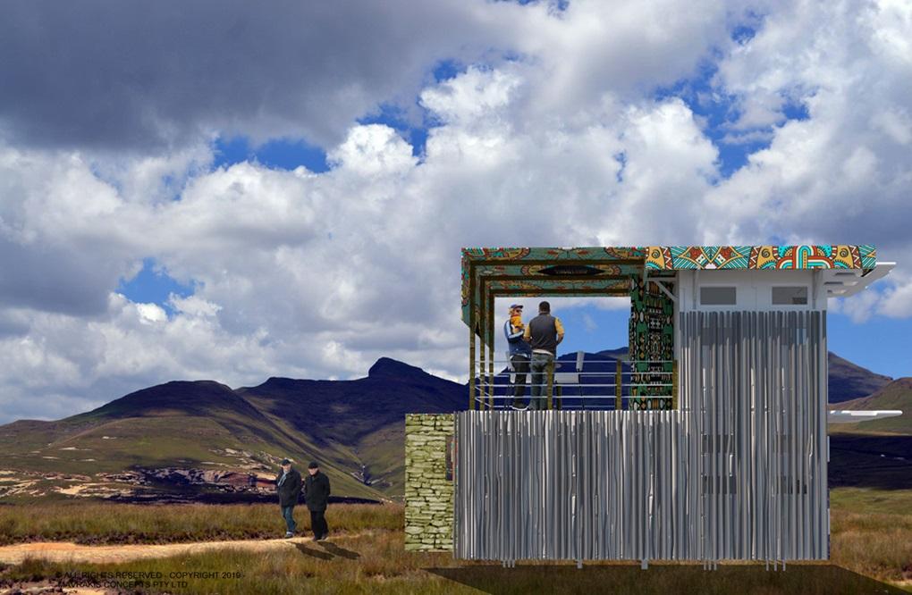 Folding Pod Lesotho 2